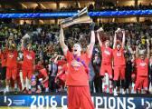 El CSKA suma su séptima corona tras una final de leyenda