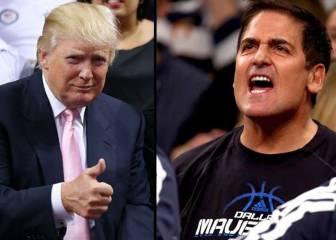 Ofrecen a Cuban convertirse en el candidato anti-Trump