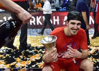 Los Nuggets quieren llevarse al MVP De Colo a la NBA