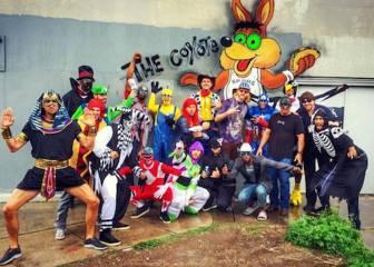 Los Spurs despiden el curso con una fiesta de disfraces