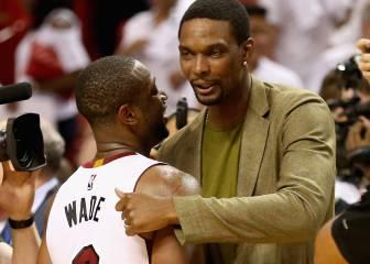 ¿Trabaja Miami con la idea de que Bosh tenga que retirarse?
