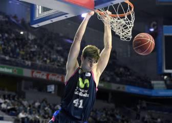 Juancho, ¿el vigesimoprimer español en el draft de la NBA?