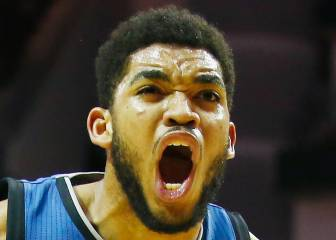 Rookies: Towns, Booker, Jokic, Okafor y Porzingis, cinco ideal