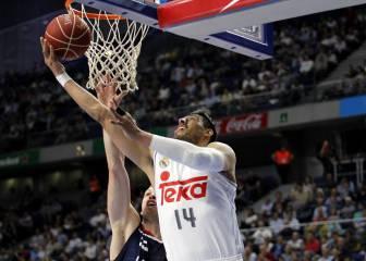 Ayón y el Real Madrid negocian con la NBA al acecho