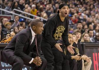 Drake se crece con la victoria y 'trollea' a LeBron James