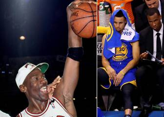 Paliza a los Warriors: como los Bulls de Jordan, los Lakers...