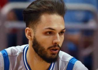 Fournier pide perdón por hacer de menos a los Raptors