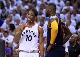 Cleveland Cavaliers muere (ahora) desde el triple