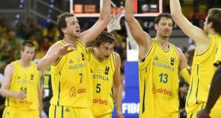 Australia da una lista con 7 NBA: Bogut, Mills, Dellavedova...