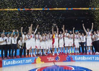 La FIBA levanta la sanción a España y al resto de países