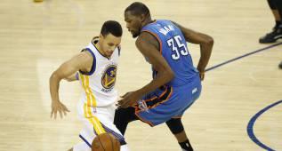Cómo y dónde y ver el Thunder vs Warriors: horarios y TV