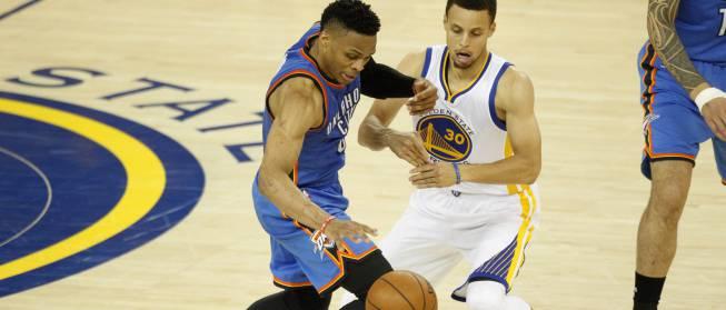"""Curry responde a Westbrook: """"Me da igual lo que diga"""""""