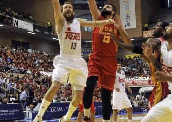 Un gran Murcia derrota al Madrid y fuerza el 3º partido