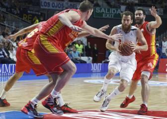 Ayón se desquita y el Madrid ya está en las semifinales