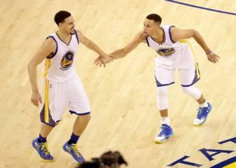 Warriors, a por las 87 de Jordan y el 91% de opciones de anillo