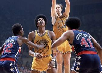 La 'venganza' de Rick Barry: el cuento de hadas de Warriors