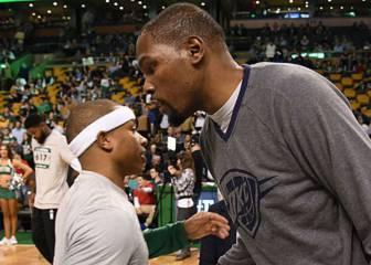 Celtics: Isaiah Thomas irá 'All-in' a por Kevin Durant