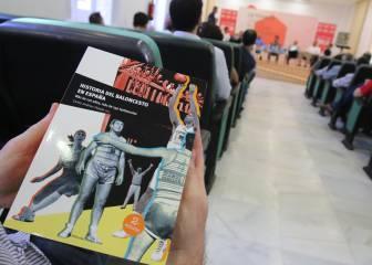 'Historia del baloncesto en España', un libro pasional