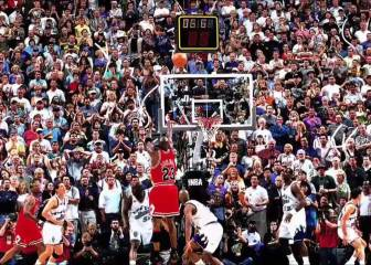 El sexto anillo de Jordan, el último guiño de Dios a la NBA