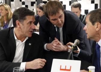 El Bilbao decide en 48 horas si renuncia a seguir en la ACB