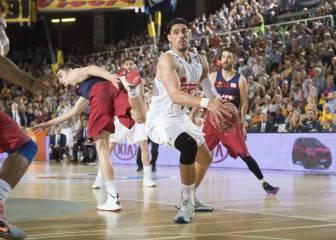 El Madrid arrebata al Barça el factor pista con una exhibición
