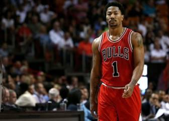 Knicks: discuten si merece la pena luchar por Derrick Rose