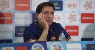 """""""Globalmente, los precedentes son buenos ante el Madrid"""""""