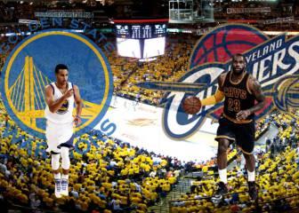 Warriors vs Cavaliers en vivo online: 7º Finales NBA 2016