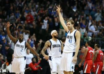 Nowitzki, nueva opción para Warriors por si falla Durant