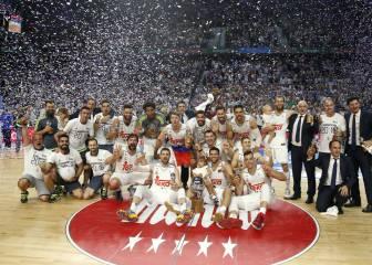 El Madrid, campeón e histórico