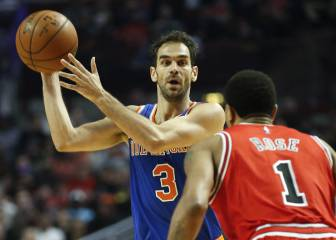 Rose, traspaso a los Knicks; Calderón recala en Chicago