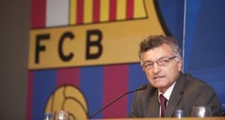 Joan Creus no seguirá como director deportivo del Barça