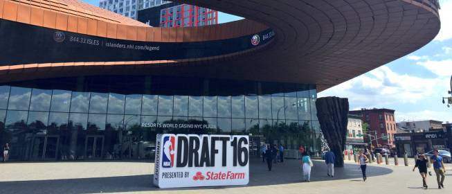 Draft NBA 2016 en directo y en vivo online, desde el Barclays Center de Brooklyn, 23/06/2016 02:00 CET