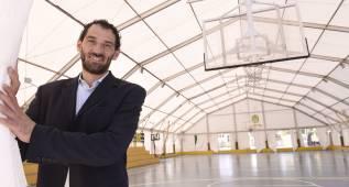 """Garbajosa: """"El baloncesto es fiesta e ilusión, no conflicto"""""""