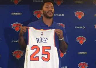 Rose ya está en NY: