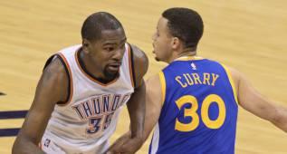 Durant: las opciones de Warriors aumentan tras perder la final