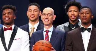 Así juegan las promesas del draft: Simmons, Dunn, Juancho...
