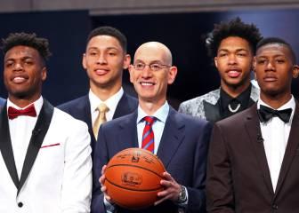 Así juegan las promesas del draft: Simmons, Dunn, Bender...