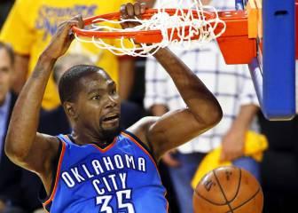 Las reacciones al fichaje de Durant: 'Anotarán 200 puntos'