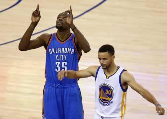 El mejor Kevin Durant era el que jugaba contra los Warriors