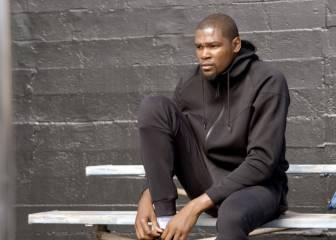 Los Thunder, molestos por la buena relación Durant-Green