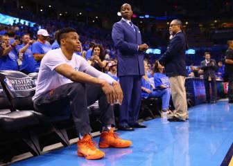 Los Thunder no van a traspasar a Westbrook... por ahora