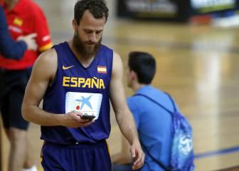 Sergio se va a Philadelphia y no jugará el España-Angola