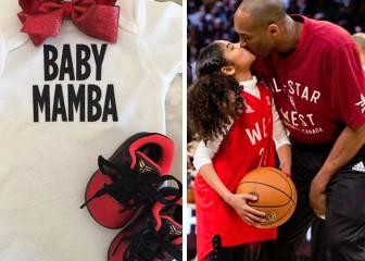 'Baby Mamba': así anunció Kobe que va a tener otra hija