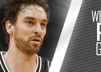 Los Spurs anuncian a Pau Gasol y los Bulls se despiden de él