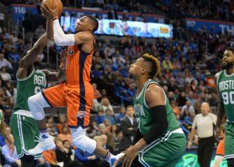 Boston Celtics, ¿favorito para llevarse a Russell Westbrook?