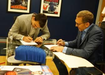 Dario Saric, nuevo compañero de Sergio en los Sixers