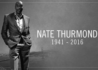 Fallece Nate Thurmond, primer cuádruple-doble de la historia