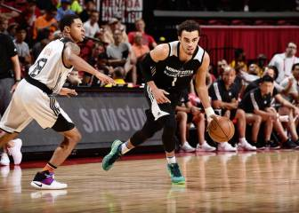 Jones, suplente de Ricky, es el MVP de la Summer League
