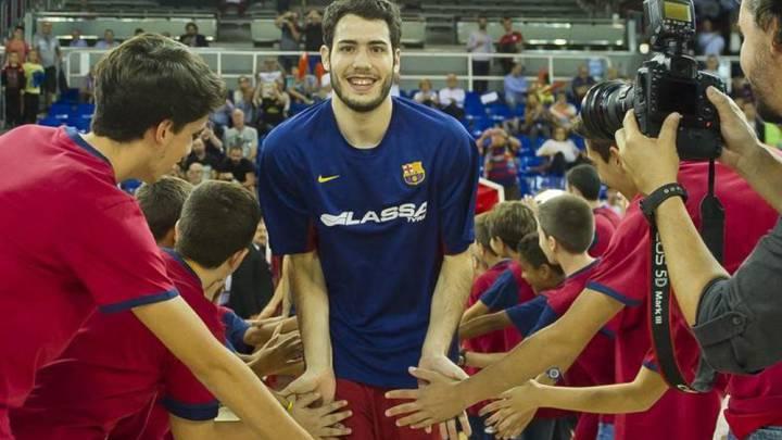 Álex Abrines deja el Barça, se va a la NBA y ficha por los Thunder